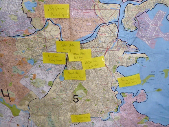 The current communities that are covered by the 2014 UB Reps - Could your neighborhood be next?