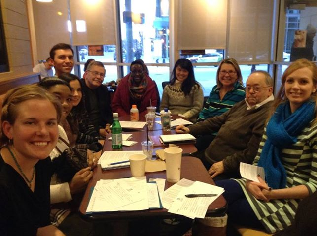 UniteBoston Reps Informational meeting, January 2014